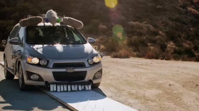 Chevrolet Sonic/Holden Barina and Needing/Getting by OK Go
