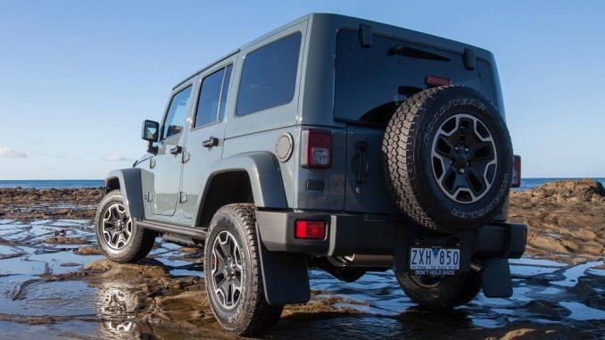 jeep wrangler side rear