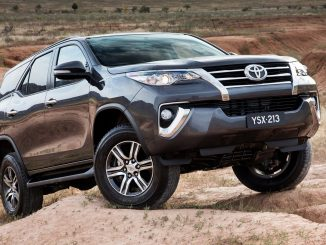 2018 Toyota Fortuner GXL