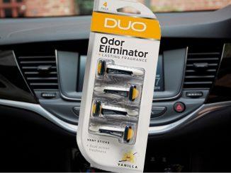duo odor eliminator clip on