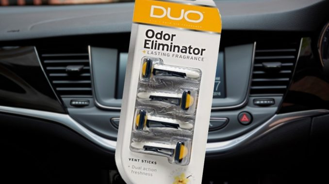 duo odor eliminator clip on