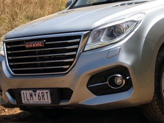 haval h9 suv front