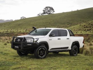 Toyota HiLux Rugged