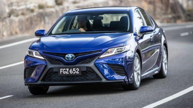Toyota Camry Ascent Sport Hybrid