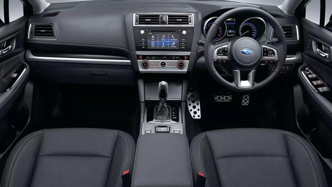 MY18 Subaru Liberty 3.6R interior
