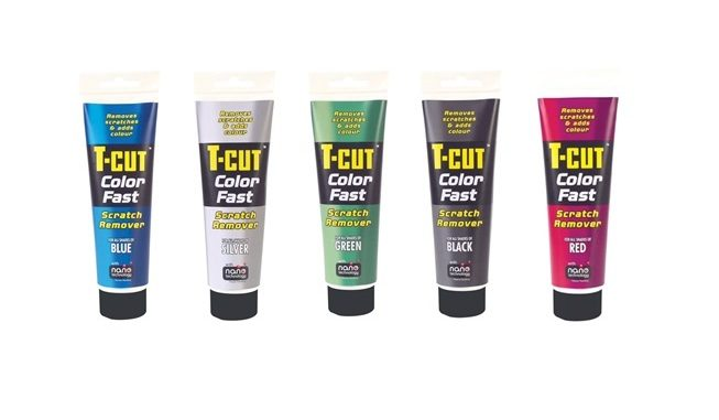 t-cut color fast scratch remover