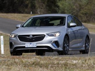 2018 Holden Commodore Calais Diesel Sedan