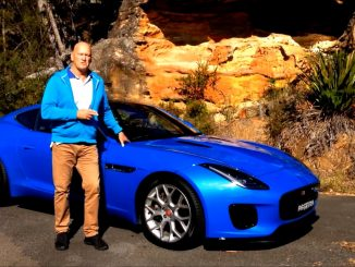 jaguar f-type video reviews