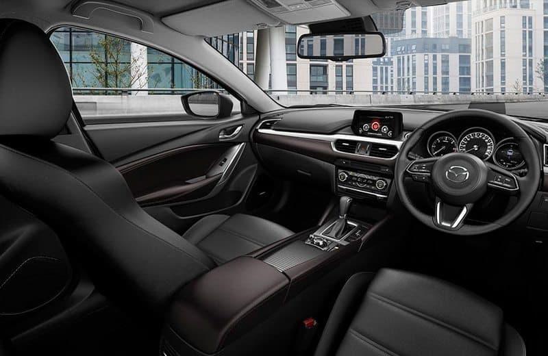 2018 Mazda6 Interior