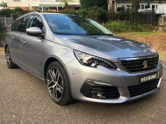 2018 peugeot 308 wagon