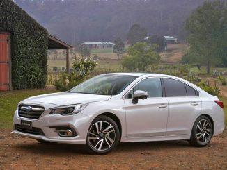 2018 Subaru Liberty 2.5i front