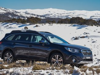 Subaru Snow Adventures in Perisher Ski Resort