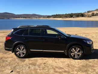 Subaru Outback Perisher