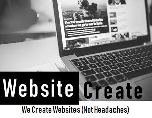 Website create banner ad