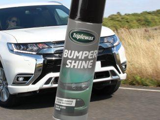 triplewax bumper shine